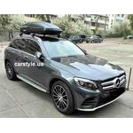 [Багажник Aguri Runner и бокс Terra Drive-480 (черный) на Mercedes GLC] - [FU MS3-5]