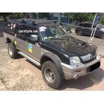 [Багажник Amos Dromader Wind Plus на Mitsubishi L200] - [FU MI3-49]