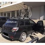 [Багажник CarStyle Straps Stream и крепление Amos Stl на Mitsubishi Outlander] - [FU MI3-28]
