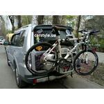 [Крепление на запасное колесо Peruzzo 387 на Mitsubishi Pajero] - [FU MI4-27]