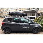 [Багажник Terra Grip-Fix і бокс Terra Drive-480 (чорний) на Opel Meriva] - [FU OP4-9]