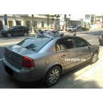[Багажник Thule-753 Aero і кріплення Thule FreeRide 532 на Opel Vectra] - [FU OP3-17]