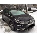 [Багажник Thule Clamp 7105 WingBar Evo Black на Renault Espace] - [FU RE4-36]