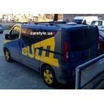 [Багажник Amos Futura Stl на Renault Trafic] - [FU RE3-14]