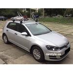 [Багажник Thule-754 Stream и крепление Thule FreeRide 532 на VW Golf] - [FU VW3-36]