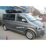 [Багажник Thule-751 WingBar Black і бокс Thule Motion XT XL Black на VW Multivan] - [FU VW4-14]
