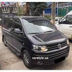 [Багажник Thule-751 WingBar Black на VW Transporter] - [FU VW3-16]