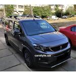 [Багажник Thule-775 Stream на Peugeot Rifter] - [FU PE5-8]