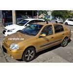 [Багажник Gev Discovery на Renault Clio] - [FU RE5-10]