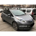 [Багажник Thule-754 Stream на Nissan Leaf] - [FU NI6-1]