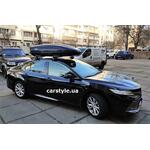 [Багажник Thule Clamp 7105 Stream и бокс Thule Motion XL Black на Toyota Camry] - [FU TY5-30]
