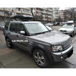 [Багажник Thule-753 Stream и бокс Thule Spirit 780 Black на Land Rover Discovery] - [FU LR6-3]