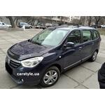 [Багажник Amos Boss Stl на Renault Lodgy] - [FU RE6-2]