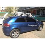 [Багажник Thule-754 WingBar и крепление Thule ProRide 591 и 598 на Audi A3] - [FU AU5-4]