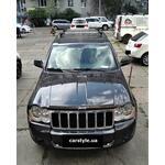 [Багажник Erkul V1 Silver на Jeep Grand Cherokee] - [FU JP6-5]