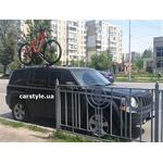 [Крепление Thule FreeRide 532 на Jeep Patriot] - [FU JP6-7]