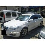 [Багажник Thule-753 Strean Black и крепление Thule FreeRide 532 на Opel Insignia] - [FU OP6-5]