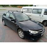 [Багажник Yakima FlushBar Black на Subaru Impreza] - [FU SU6-10]