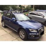 [Крепление Thule FreeRide 532 на Audi Q5] - [FU AU3-7]