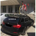 [Багажник Thule-753 Stream и крепление Thule FreeRide 532 на BMW 3 series] - [FU BMW4-12]
