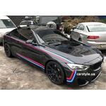 [Багажник Thule-754 SquareBar на BMW M4] - [FU BMW5-2]