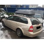 [Бокс Terra Drive-480 (серый) на Chevrolet Lacetti] - [FU CH4-3]