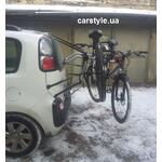 [Кріплення для велосипеда Thule FreeWay 968 на Citroen C3 Picasso] - [FU CI2-1]