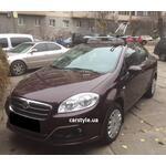 [Багажник Cruz T Airo и крепление Thule FreeRide 532 на Fiat Linea] - [FU FI4-9]