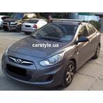 [Багажник Kenguru Camel Lux на Hyundai Accent] - [FU HY2-30]