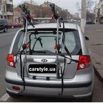 [Крепление для велосипедов Aguri Giza 3 на Hyundai Getz] - [FU HY1-28]