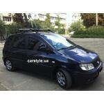 [Багажник CarStyle Rails Stream і кріплення Thule FreeRide 532 на Hyundai Matrix] - [FU HY2-22]