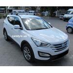 [Багажник Aguri Runner на Hyundai SantaFe] - [FU HY3-32]