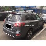 [Багажник Terra R-Fix Wing і кріплення Aguri Acuda на Hyundai SantaFe] - [FU HY3-34]