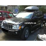 [Бокс Terra Drive-480 (сірий) на Jeep Grand Cherokee] - [FU JP2-1]