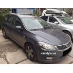 [Багажник Aguri Prestige на Kia Ceed] - [FU KI3-17]