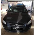 [Багажник Gev Discovery Black на Kia Ceed] - [FU KI4-4]