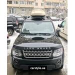 [Багажник Thule-753 Stream і бокс Thule Atlantis 900 на Land Rover Discovery] - [FU LR4-8]