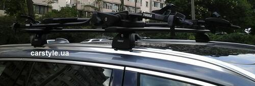 [Велокріплення на дах Thule ProRide 598 Black] - [TH 59802]