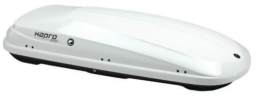 [Бокс Hapro Zenith 6.6 білий глянець 191х80х37 см (двосторонній)] - [Hp Zn-66 PW]