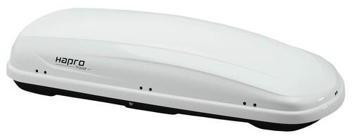[Автобокс на крышу авто Hapro Traxer 6.6 Pure White] - [Hp Tr-66 PW]