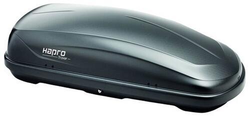[Автобокс на крышу авто Hapro Traxer 4.6 Anthracite] - [Hp Tr-46 An]