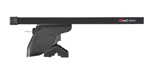 [Багажник в штатные места Amos C-15 Stl Plus] - [AM СS-FP-P]