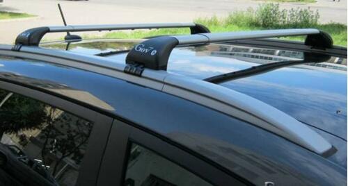 [Багажник на рейлинг Gev Geo Grey] - [GE 9200 G]