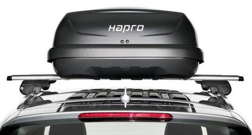 [Автобокс на дах авто Hapro Traxer 8.6 Anthracite] - [Hp Tr-86 An]