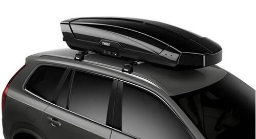 [Автобокс на крышу Thule Motion XT XL Black] - [th-6298B]