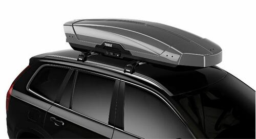 [Автобокс на дах авто Thule Motion XT XL Titan] - [th-6298T]