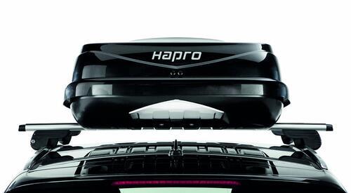 [Бокс Hapro Zenith 8.6 чорний глянець 215х88х37 см (двосторонній)] - [Hp Zn-86 BB]
