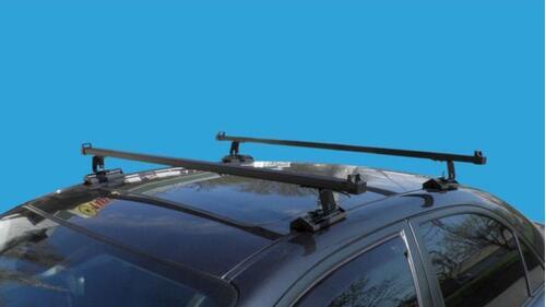 [Багажник в штатные места Kenguru Combi Stl] - [KE KS-FP]