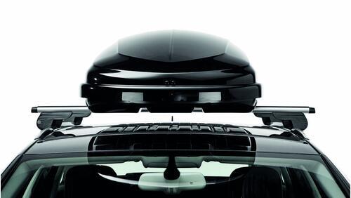 [Автобокс на крышу авто Hapro Traxer 6.6 Brilliant Black] - [Hp Tr-66 BB]