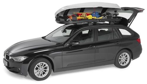 [Автобокс на крышу авто Whispbar WB753 Silver] - [WH WB753S]